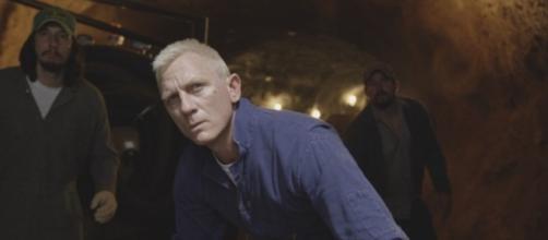 Adam Driver, Daniel Craig y Channing Tatum en 'Logan Lucky' (via variety.com)