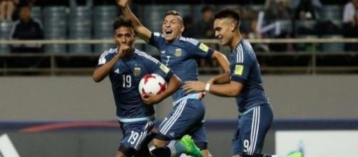 Argentina whitewashed Guinea 5-0 - FIFA U-20 World Cup - fifa.com