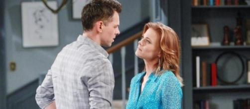 Billy and Phyllis on 'The Young and the Restless.' Soapcentral.com