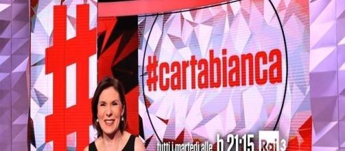 Carta Bianca vince negli ascolti tv contro Giovanni Floris