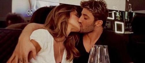 """Che bello sei tu"""". Belen e Iannone, ecco il bacio scaccia crisi ... - leggo.it"""