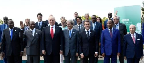 G7 leaders divided on climate change, closer on trade issues   Reuters - reuters.com