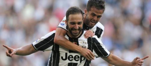 Juventus, domenica speciale per Higuain, Pjanic e Benatia