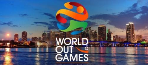 Logo image for World OutGames Miami / BN Photo Library