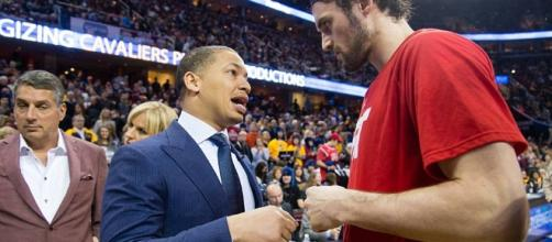NBA Finals 2016: Tyronn Lue has more on the line in Game 4 than ... - sportingnews.com