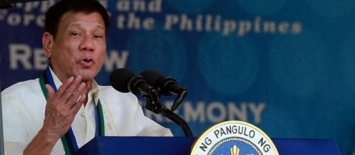 Philippine president Rodrigo Duterte under fire for another rape joke. (Flickr/Prachatai)