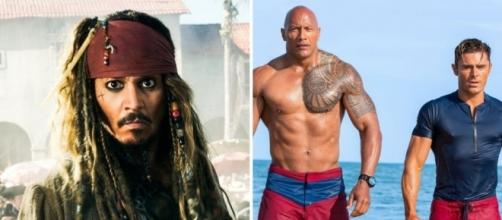 "Promo images from ""Pirates of the Caribbean: Dead Men Tell No Tales"" and ""Baywatch"" / BN Photo Library"