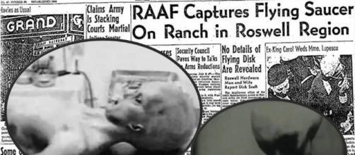 UFO Crash di Roswell: Un nuovo video dell'alieno - SOLO Misteri ... - altervista.org