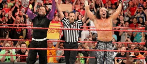 Wrestling Releases Matt Hardy Contract On Internet, Former ... - inquisitr.com