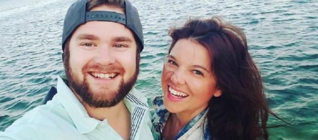 Amy Duggar King from a social network post