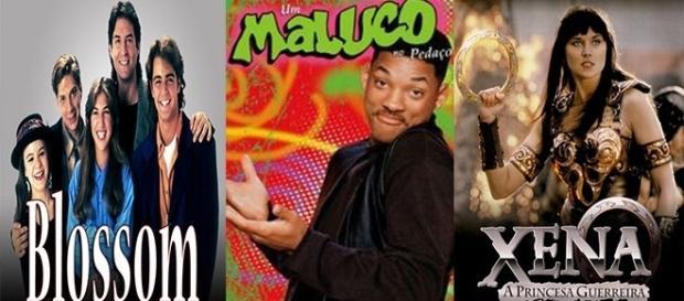 As séries mais famosas dos anos 90