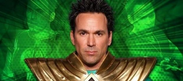 Ator ficou famoso por interpretar o Ranger Verde
