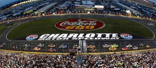 Charlotte Motor Speedway - Wikimedia