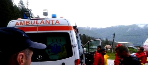 Echipele de salvare au intervenit zadarnic. Foto: Mediafax