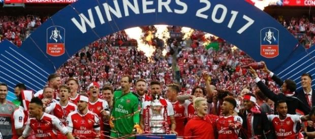 FA Cup video, highlights: Arsenal beat Chelsea   The Courier-Mail - com.au