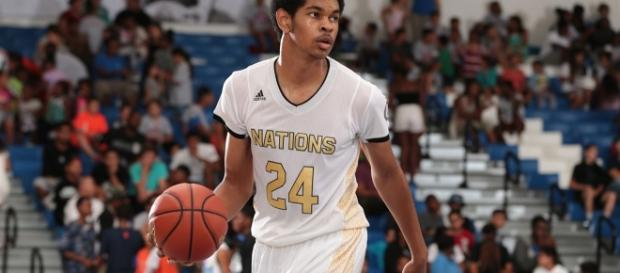 Kansas leading Crystal Ball for Jarrett Allen - 247sports.com