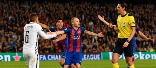 Le Barça et le PSG seraient en échange grandeure nature !