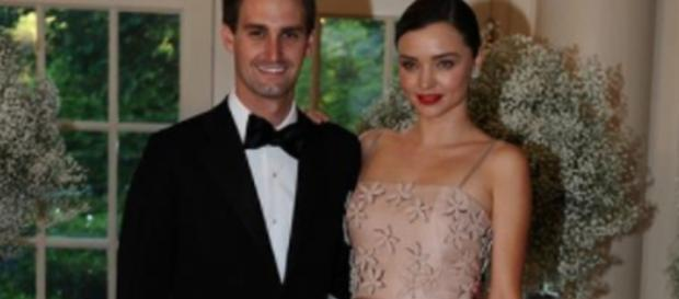 Miranda Kerr, Evan Spiegel To Tie The Knot This Weekend - orbitcollection.com