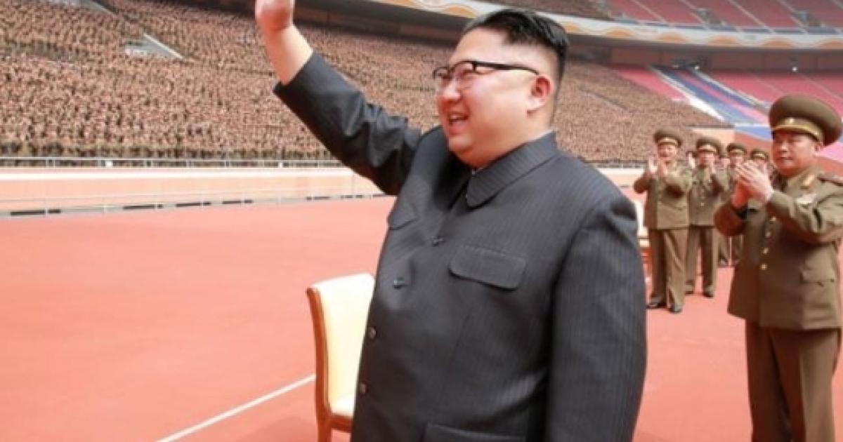 North Korea propaganda shows death of crazy old man Trump