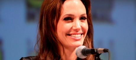 Angelina Jolie http://www.flickr.com/photos/gageskidmore