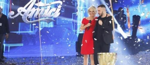 Amici 16 - Vince Andreas Muller.