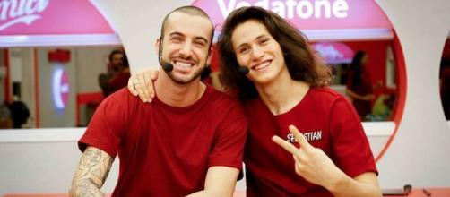Andreas e Sebastian saranno di nuovo insieme ad Amici?