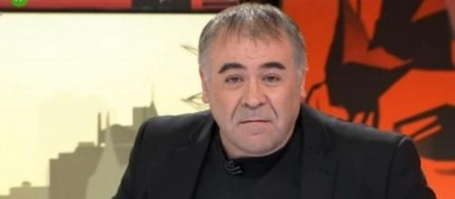 Antonio García Ferreras coemte un error en directo