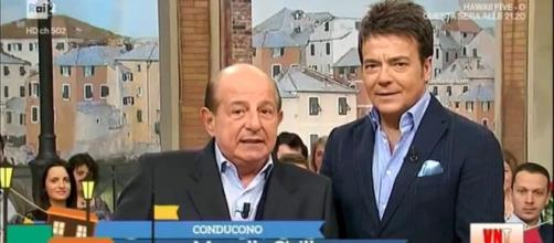 Giancarlo Magalli ha chiarito il suo rapporto con Marcello Cirillo.