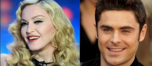 Madonna Is Amazing And Captivating: Zac Efron - orbitcollection.com