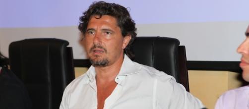 Michele Padovano, campione d'Europa con la Juventus nel 1996