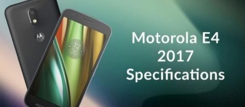 Moto E4 (XT1723) with 4000mAh battery Spotted   Specifications and ... - xyzarena.com