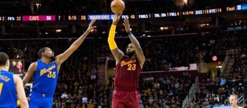 NBA Finals pick, predictions for epic Cavs vs. Warriors III   NBA ... - sportingnews.com