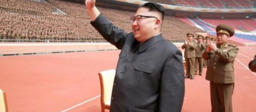 North Korea leader Kim guides test of new anti-aircraft weapon ... - abs-cbn.com