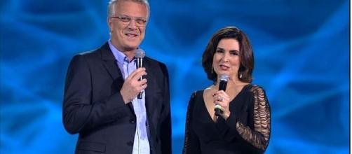Pedro Bial e Fátima Bernardes estão milionários fazendo campanhas publicitárias