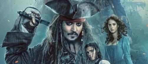 """""""Pirates of the Caribbean 5' has left other films sinking as they hit the top of the US box office record. Photo - digitalspy.com"""