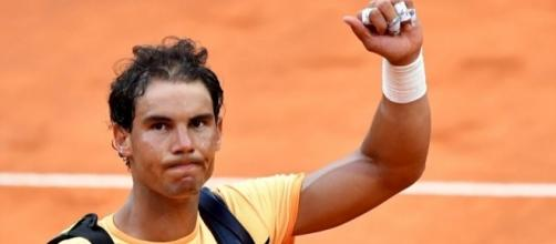 Rafael Nadal of Spain (Image credit: eurosport.com)