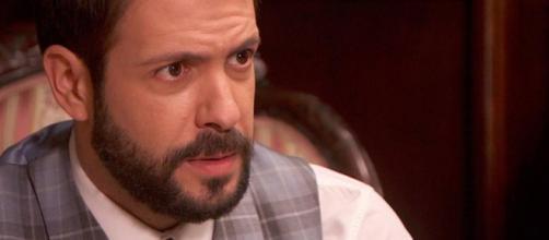 Severo Santacruz soap opera Canale 5