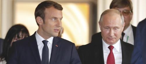 The Latest: Putin denies meddling in French election   Atlanta ... - wsbradio.com