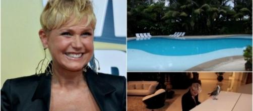 Xuxa é uma das apresentadoras mais bem pagas