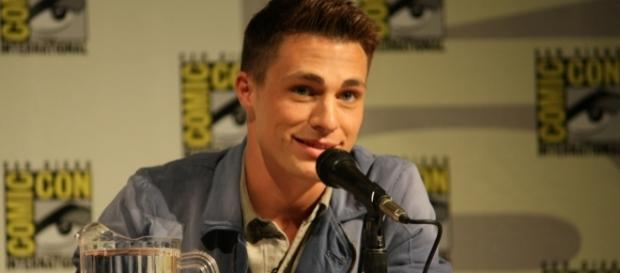 'Arrow' actor Colton Haynes proposed to celebrity florist and author Jeff Leatham. (Flickr/Thibault)
