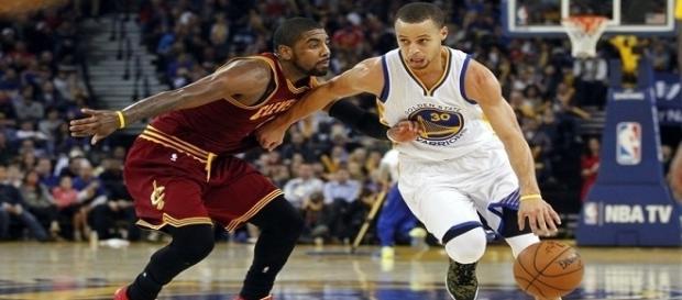 Dos de los mejores bases de la NBA, de nuevo cara a cara en una final. Foto AP