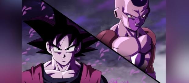 El ansiado reencuentro entre Goku y Freezer.