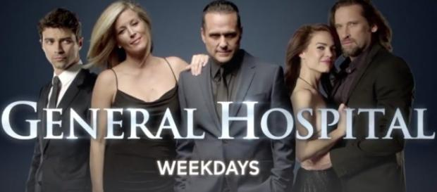 General Hospital promo photo via BN libray