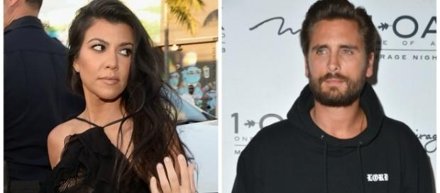 Kourtney Kardashian separated from Scott Disick | Life & Style - lifeandstylemag.com