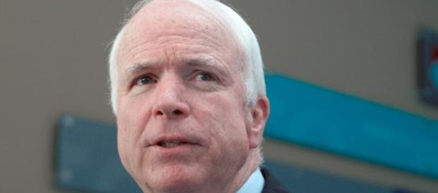 Sen. John McCain / Photo by Jim Greenhill, Flickr via wiki Creative Commons Attribution 2.0 Generic