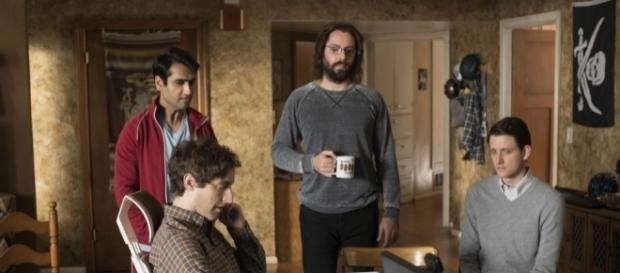 """Silicon Valley"" season 4 hints the return of Russ and how things turns in favor to Richard. Photo - theringer.com"
