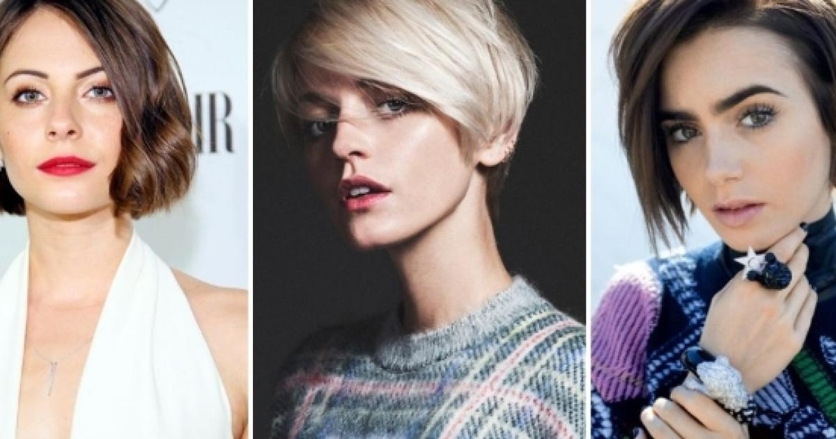 Novità tagli di capelli: nascondere i difetti del volto ...