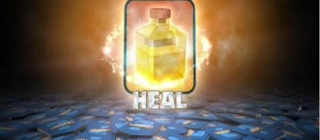 'Clash Royale': new trick to get the Healing Spell without pay pixabay.com