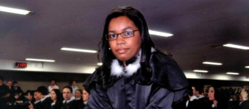 Adriana Maria Queiroz, agora juíza