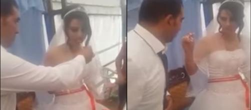 """Aquela """"briguinha"""" na festa de casamento"""